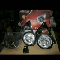 foglamp Lampu Kabut Mobil AGYA-AYLA
