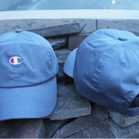Jual Topi CHAMPION Dad Hat [Premium Quality] Murah