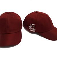 Jual Topi ASSC Dad Hat [Premium Quality] Murah