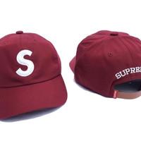 Jual Topi SUPREME Dad Hat [Premium Quality] Murah
