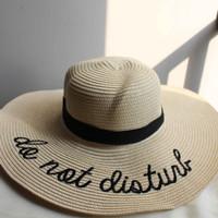 Jual topi pantai summer hat murah Murah