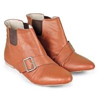 703SUC, sepatu boots/casual/fashion/wanita/perempuan/cewek, Cibaduyut