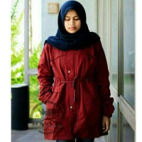 Jual Parka woman baby canvas Murah