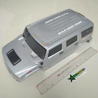 Body Hummer HSP Skala 1/10 for RC Offroad Monster Truck