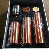 100% Tesla Vapelyfe Mod High Quality Tesla copper - Vapor Vape