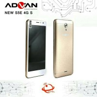 "ADVAN S5E 4GS 5"" INCH/4G/RAM 1GB/QUADCORE"