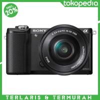Sony Alpha A5000 Kit 16 50mm