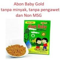 Jual Abon Baby Gold Non MSG - Lele 100 gr Murah
