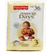 Fisher Price Diapers Size 3
