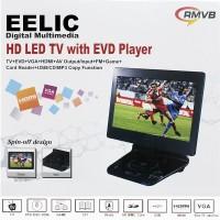 EELIC TVP-NS169 DVD TV GAME Player Portable Komplit 10 Watt