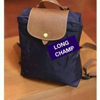 JUAL TAS LONGCHAMP LE PLIAGE BACKPACK BILBERRY ORIGINAL