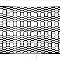 TERMURAH ABS Plastic Honeycomb Mesh Grille Sheet Grill Bumper Depan BI