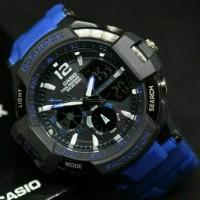 Jual jam tangan laki laki dual time sporty best seller skmei gshock dziner Murah