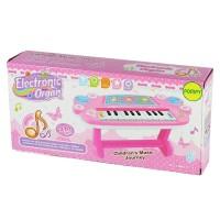 OTOYS Mainan Organ EV-HM-557-12 Electronic Organ Usia 3 Tahun Pink