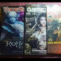 GameStation, Hot Games (no segel mulus)