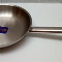 BIMA FRYING PAN STAINLESS BIMACHEFS 24 CM / WAJAN / FRY PAN BP1901524