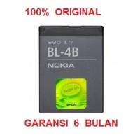 100% ORIGINAL NOKIA Battery BL-4B / N76, 2505, 2630, 6111, dll
