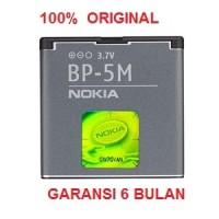 100% ORIGINAL NOKIA Battery BP-5M / 8600 luna, 7390, 7290, 6500 slide