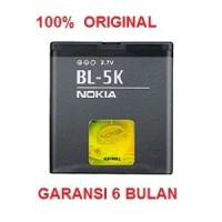 100% ORIGINAL NOKIA Battery BL-5K / 701, c7-00, n85, n86, oro, x7-00
