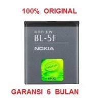 100% ORIGINAL NOKIA Battery BL-5F / N95, N96, E65, N93i, dll