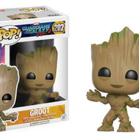Jual ORIGINAL Funko Pop Guardian of the Galaxy Vol 2 Toddler Groot (Happy) Murah