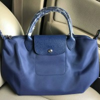 TAS LONGCHAMP ORIGINAL LE PLIAGE NEO SMALL NAVY