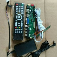 Board universal lcd led bekas laptop