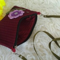 Jual Tas rajut Jogja/tas Selempang murah / sling bag Murah