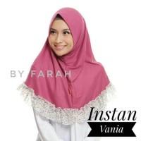 Jilbab Instan Vania