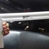 Siku Tukang+Waterpass 30cm Aluminium Alloy/Penggaris Besi/Alat Ukur9