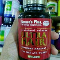 ULTRA HAIR Natures plus isi 60