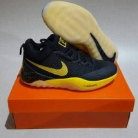sepatu basket zoom hyperrev yellow