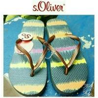 S.OLIVER FLIP FLOP BEACH SANDALS