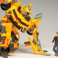 Bumblebee Human Alliance / Transformers / Robot Transformer