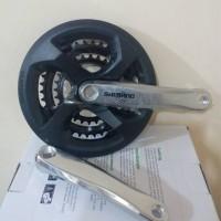 Crank Mtb Shimano M131 48t