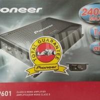 POWER AMPLIFIER MONOBLOCK PIONEER GM D9601