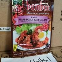 Bumbu Instan Bamboe: Rujak, Bali, Sop, Rawon & Lodeh
