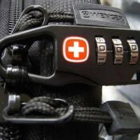 Gembok Koper Kode Angka Swiss