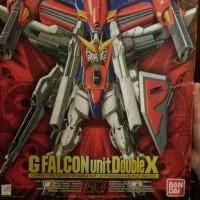 HG Gundam G Falcon Unit Double X Bandai ( Original )
