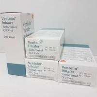 Obat asma inhaler