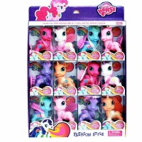 FIGURE LITTLE PONY MY LOVELY HORSE ISI 12