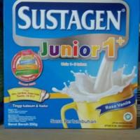 sustagen junior 1+ 350gr vanila