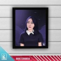 Edit Foto Kartun | Vexel / Vector | Kado Hari Ulang Tahun Unik | JKT48