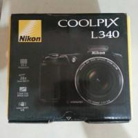 Nikon COOLPIX L340 garansi resmi Alta NIKINDO Camera Prosumer