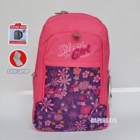 Tas Sekolah Ransel Backpack Anak Remaja Alto SilverGirl Asli Murah