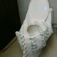HYPEE DISAPOBLE TOILET SEAT COVERS