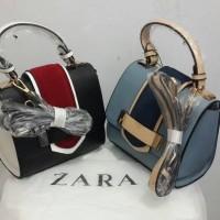 Jual Tas Zara Trapeze Mini OriginaL Ada Barcode Superrr!@!@ Murah