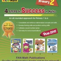 harga Fan-math Primary 2 Success In Math Pack 2017 Tokopedia.com