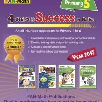 harga Fan-math Primary 5 Success In Math Pack 2017 Tokopedia.com