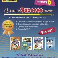 harga Fan-math Primary 6 Success In Math Pack 2017 Tokopedia.com
